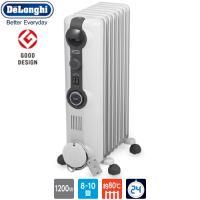 メーカー名:デロンギ(Delonghi) 商品名:オイルヒーター 型式:HJ0812 サイズ:約幅2...