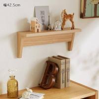 取り付け簡単!壁面収納を気軽に叶えます♪  「壁に取り付ける家具は、きっちり水平の角度を測るのが難し...