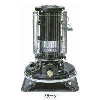 青い炎が見える、趣あるデザイン。  レトロな円筒型デザインの灯油ストーブ「ブルーフレーム」。360度...