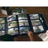600枚の写真とデータを1冊にまとめて収納できる自慢の大容量アルバム。子どもが幼いときはアルバムも可...