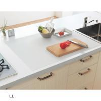 傷付きやすいキッチントップの保護にぴったり!  広いキッチントップ全体をカバーできる、大きめサイズの...