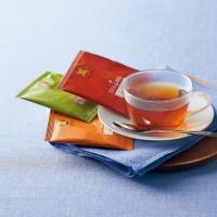 気分に合わせてお茶をチョイス。香り豊かなルピシアのティーセット。  香り豊かなフレーバー、味わい深い...