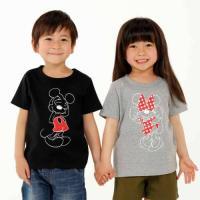 木下優樹菜さんプロデュース商品!お揃いでも単品でもオシャレに決まるTシャツ!  着こなしやすい定番シ...