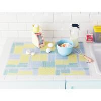 キッチン 汚れ防止用品 ベルメゾン シリコーン調理台保護マット