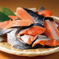 食品 冷凍食品 おかず 鮭 魚 切り落とし 甘塩 さけ ミックス