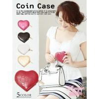◆Information◆ ☆新商品のハート柄コインケースはなんと5色展開!小さいバッグに入る嬉しい...