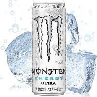 本場アメリカで大ヒットの「白いモンスター」日本上陸!  『モンスター ウルトラ 缶355ml』   ...