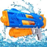 水鉄砲 超強力飛距離 超BIG水鉄砲 こども 水遊び 夏祭り 海水浴 プール 水遊び水銃 子供用 大人 水撃ショット お風呂水鉄砲 大容量 1800cc おもちゃ 玩具