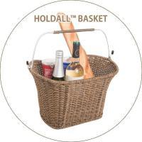 Holdall Basket(ホールドオールバスケット) ヘッドチューブに溶接されているLuggag...