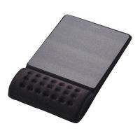 ELECOM 疲労軽減 リストレスト一体型 マウスパッド COMFY カンフィー ソフトMP-096 ディンプル加工