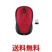 Logicool ロジクール ワイヤレスマウス M235r レッド 無線 小型|1