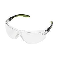 ミドリ安全 MP-822 二眼型 保護メガネ グリーン
