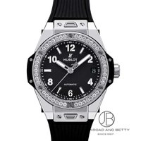 [在庫あり]  ●詳細● ●ウブロ モデル:ビッグバン ワンクリック スチールダイヤモンド 型番:4...