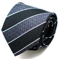 Yves Sain Laurentから上品なネクタイです。 カジュアルからフォーマルまで素敵に演出し...
