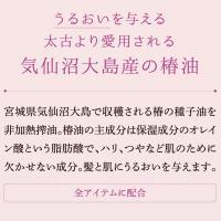 2018年春季限定そめいよしの-染井吉野- シャンプートリートメントセット200ml/150g bhy 03