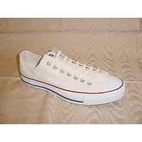 商品名 コンバース オールスター OX 9165 カラー オフホワイト 甲材 綿布 底材 合成底 靴...