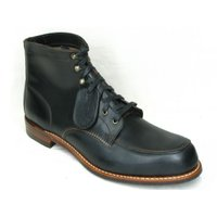 商品名 1000MILE MOC−TOE BOOT (0279) カラー BLACK 甲材 天然皮革...