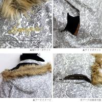 訳あり b系ファッション メンズ PUレザー ファー付フードジャケット B系 ジャケット LOCOANGELES ロコアンゼルス