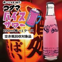 東京下町でホッピーと並び称賛されるバイスサワー。 バイスとは梅酢だそうです。 しそ梅エキス入りの割材...