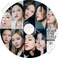 K-POP DVD/TWICE 2020 BEST PV COLLECTION★More&More/トゥワイス ナヨン ジョンヨン モモ サナ ジヒョ ミナ ダヒョン チェヨン ツウィ KPOP DVD