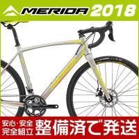 メリダ 2018年モデル CYCLO CROSS 400 / シクロクロス 400  シクロクロス/...