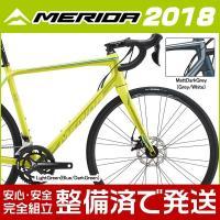 メリダ 2018年モデル SCULTURA DISC 200 / スクルトゥーラ ディスク 200 ...