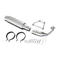 ヤマハ マジェスティ250/C SG03J 極太 ステンレスマフラー バイクパーツセンター