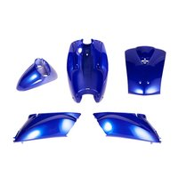 ホンダ トゥデイ AF61 外装セット 5点 青  塗装済み、カウルセット!  【セット内容】※期間...