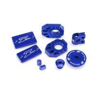 ZETA ジータ ダートフリーク ZE51-2386 ビレットキット WR250R/X ブルー 青 ...