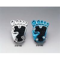 商品内容 商品名 キジマ(KIJIMA) 213-143 ブレーキペダルカバー 足型 デラックス ブ...
