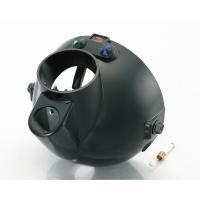 キタコ 800-1083301 ヘッドライトケース ブラック マルチヘッドライト用 モンキー