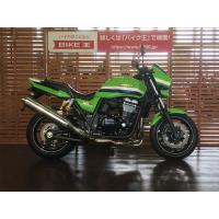 【中古バイク】 ZRX1200ダエグ【マル得】 走行わずか1キロ! ファイナル外装オーリンズリアショック装備