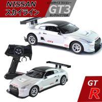 /16スケール ニッサン GTR GT3 【本体カラー】 レッド  【セット内容】 ラジコン本体 コ...