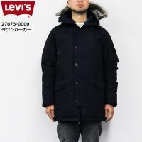 リーバイス メンズ ジャケット アウター  LEVIS 27673-00L00 ダウン パーカー  ...