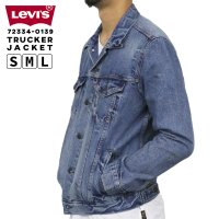リーバイス メンズ ジャケット アウター  LEVIS 72334-01L39 トラッカージャケット...