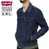 リーバイス メンズ ジャケット アウター  LEVIS 72334-01L42 トラッカージャケット...