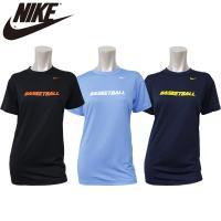 ナイキ レディース Tシャツ NIKE LADYS 413818 バスケット ゲーム T 半袖 スポ...