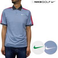 ナイキ ゴルフ メンズ トップス NIKE GOLF 440696 DRI-FIT 半袖 ポロシャツ