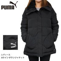 PUMA(プーマ) レディース EVO Aライン ダウンジャケット  【カラー】 01/ブラック  ...