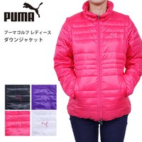 PUMA(プーマ) レディース プーマゴルフ ダウンジャケット  【カラー】 01/ブラック 02/...