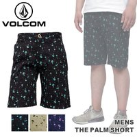 VOLCOM(ボルコム) メンズ THE PALM SHORT  【性別】 メンズ  【カラー】 B...