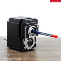 ニューヨークのインテリア雑貨ブランド キッカーランドが、オールドカメラをペンシルシャープナーに変身さ...