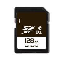 ●商品名:I-O DATA SDメモリーカード 128GB  UHS Class10対応  フルHD...