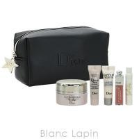 【ノベルティ】 クリスチャンディオール Dior カプチュールトータルドリームスキンポーチセット #ブラック [059747]