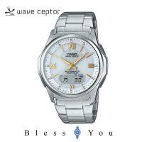 弊社は、CASIO 正規代理店です。 ソーラー電波腕時計 メンズ カシオ WVA-M630D-7A2...