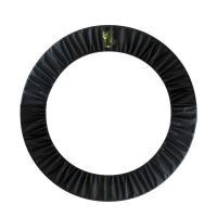 [ササキ] 新体操 R.G.ガール フープカバー ブラック×ルミナスイエロー AC59