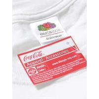 コカ・コーラ Coca-Colaby フルーツオブザルーム FRUIT OF THE LOOM Tシャツ メンズ レディース 半袖 カットソー プリント トップス