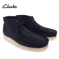 ブランド クラークス ワラビーブーツ BOOTS スエードレザー 靴 メンズ 26103669 プレ...