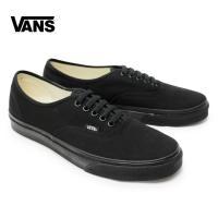 ブランド VANS スニーカー バンズ Authentic BLACK オーセンティック vn-0e...