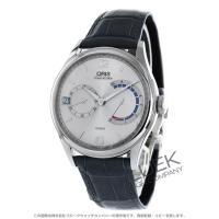 真の機械式時計にこだわるオリス創業110周年を記念して誕生した自社製ムーブメント「キャリバー111」...